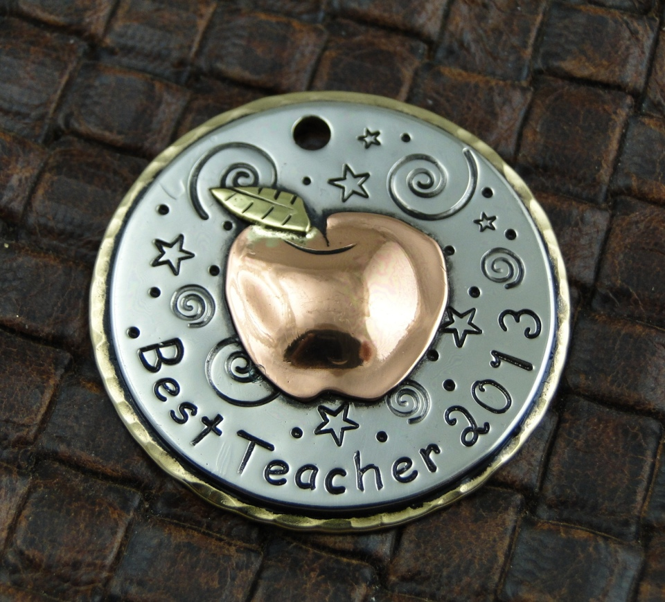 Wonderful gift for that special teacher.